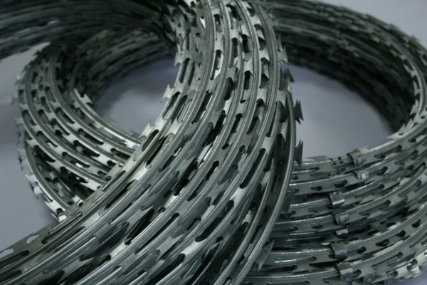 What Is Concertina Razor Wire Barbed Wire Fencing India