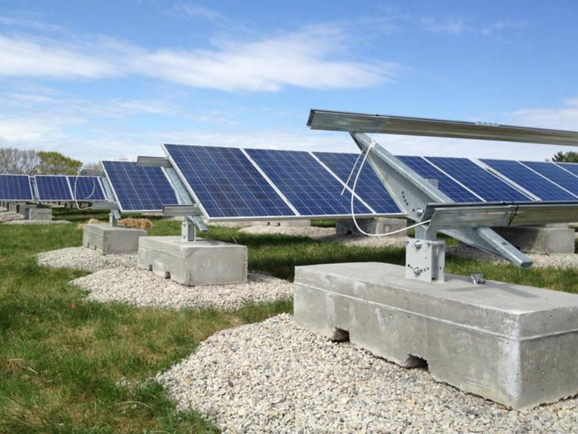 Where The Electric Solar Agriculture Industrial Fence
